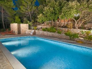 VILLA Goga 1, solar power house with swimming pool - Vela Luka vacation rentals