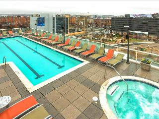 Stay Alfred City Living with a Rooftop Pool MC2 - Washington DC vacation rentals