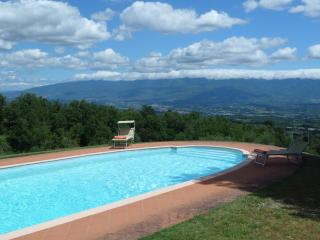 Independent house in Cavriglia, Chianti, Tuscany, Italy - Cavriglia vacation rentals