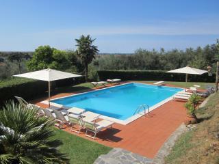Villa Veranda, hillside, only 4 km from the beach - Camaiore vacation rentals