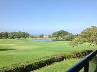 A 210 Ground Level 2 Bedroom 2 Bath  with an ocean view!-WF A210 - Waikoloa vacation rentals