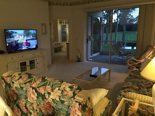 Stoneybrook Country Club Condo Rental 4TH FAIRWAY - Sarasota vacation rentals