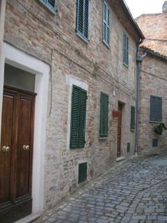 2 bedroom Townhouse with Television in Montedinove - Montedinove vacation rentals