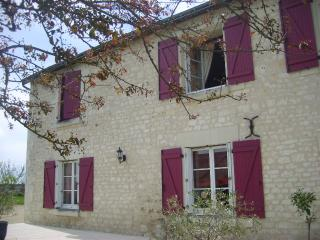 2 bedroom Bed and Breakfast with Internet Access in La Celle-Saint-Avant - La Celle-Saint-Avant vacation rentals