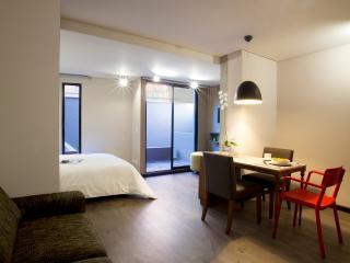 Trendy 1 Bedroom Studio in Chapinero Alto - Bogota vacation rentals