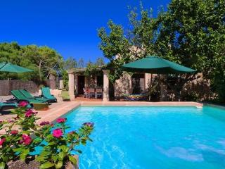 NA CARONA, finca with pool, WIFI and garden. - Manacor vacation rentals