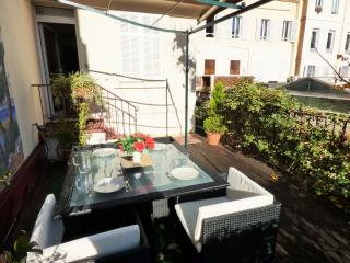Cute 1 bedroom Center, terrace, very charming A523 - Cannes vacation rentals