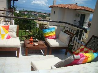 Spacious 3 bedroom house in a residential village - Nea Fokea vacation rentals