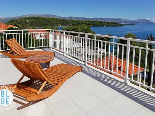 TH01882 Apartments Red Coral / Two bedrooms A1 - Lumbarda vacation rentals