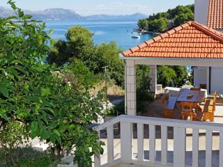TH01882 Apartments Lumbarda Grand White / Three bedrooms A3 - Lumbarda vacation rentals