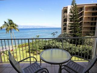 Charming Condo with Internet Access and Television - Kahana vacation rentals