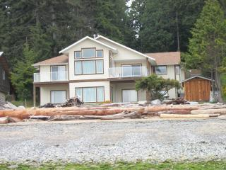 Waterfront - Best Sandy Beach in the area - Roberts Creek vacation rentals