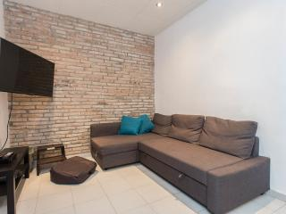 Modern pad in great old barrio - Barcelona vacation rentals