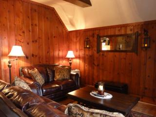Cabin Rental In The Majestic Laurel Highlands - Seven Springs / Hidden Valley - Somerset vacation rentals