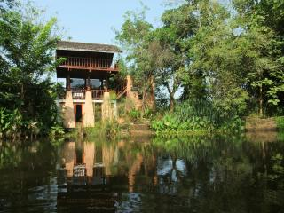 Baan Sammi Nature Resort — Unique Little Lakeside Moonlight Pavilion in Nature - Doi Saket vacation rentals