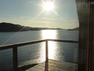 Sunset View Lodge at Kylesku Lodges - Kylesku vacation rentals