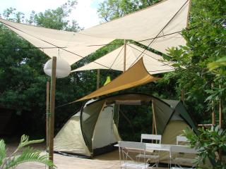 Bright 3 bedroom Messanges Tented camp with Internet Access - Messanges vacation rentals