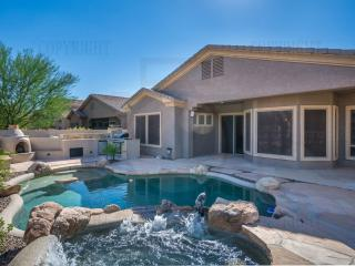 Golf Course, Htd pool/spa patio kitchen/fireplace - Cave Creek vacation rentals