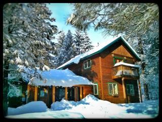 Poofy's Paradise  3 bedroom cabin in Plain WA - Leavenworth vacation rentals