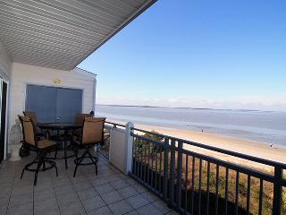 Savannah Beach & Racquet Club Condos - Unit C306 - Ocean Front - Swimming Pool - Tennis - FREE Wi-Fi - Tybee Island vacation rentals