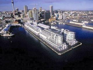 1. Upmarket, top location on Auckland's waterfront - Auckland vacation rentals