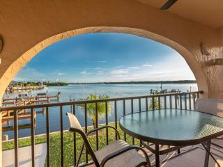 Sitting on the Dock of the Bay! Bring Your Boat, Walk to the Beach, Relax! - Manasota Key vacation rentals