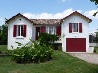 Riverside Villa with private pool - Clairac vacation rentals