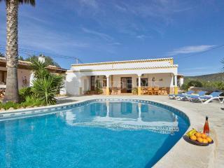 3 bedroom House with Internet Access in Es Cubells - Es Cubells vacation rentals