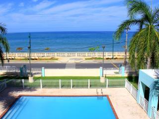 Ocean Front Condo in Aguadilla North West P.R. - Aguadilla vacation rentals