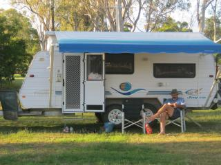 1 bedroom Tented camp with Water Views in Benalla - Benalla vacation rentals