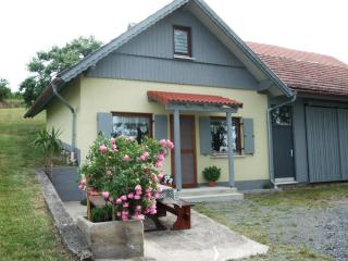 Vacation Apartment in Stadtlauringen - 646 sqft, central, comfortable, active - Stadtlauringen vacation rentals