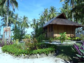Santa fe Paradise Bungalow 2 Beach front - General Luna vacation rentals