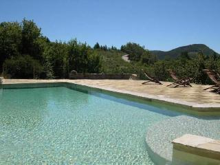 Nice House with Shared Outdoor Pool and Parking - Teyssieres vacation rentals