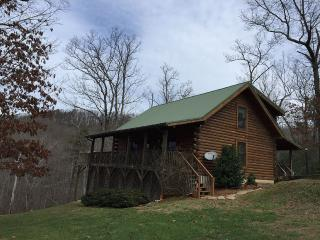 Classic Log Cabin Getaway with Mountain views! - Lake Lure vacation rentals