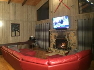 Beautiful Modern Cabin! Pool Table, 6 TVs, WiFi - Bushkill vacation rentals