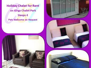 2 bedroom Chalet with Television in Skegness - Skegness vacation rentals
