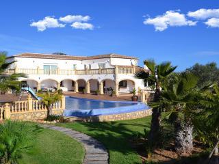 Modern villa in Javea with air conditioning - Javea vacation rentals