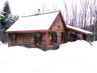 Romantic Cabin:1 Bdrm + Loft, Woodstove, Sleeps 5 - Stowe vacation rentals
