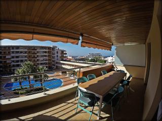 Sunny terrace apartment in Tenerife - Puerto de Santiago vacation rentals