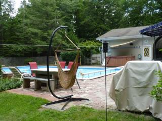 Andys Retreat-Heated Pool, central AC, Jacuzi, BBQ - Falmouth vacation rentals