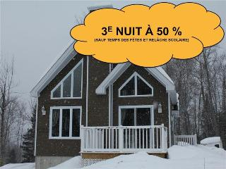 4 bedroom Chalet with Washing Machine in L'Anse-Saint-Jean - L'Anse-Saint-Jean vacation rentals
