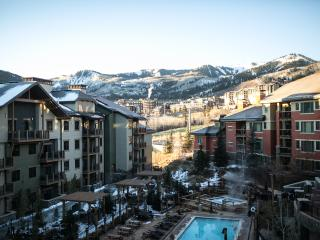Park City Vacation Resort at Canyons-Ski In/Out 2B - Park City vacation rentals