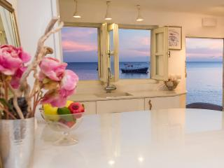 Santorini Beach Cave -7 footsteps to the sea! - Akrotiri vacation rentals
