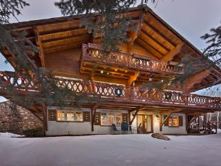 Senner Chalet - Authentic Private Mountain Home with Hot Tub - Steamboat Springs vacation rentals