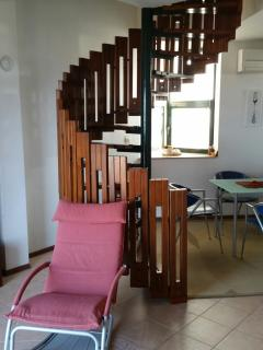 Two floor apartment for up to 8 people - Novalja vacation rentals