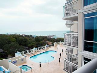 Great one bedroom on the ocean at Horizon at 77th! - Myrtle Beach vacation rentals