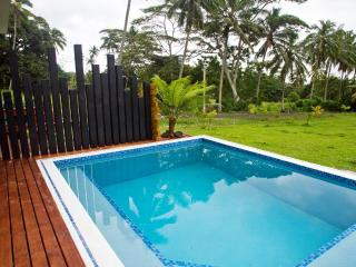 Konoha Villa with POOL AND PLAYGROUND - Arorangi vacation rentals