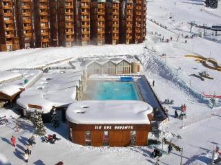 Ski Apartment 112 La Plagne Bellecote - Macot-la-Plagne vacation rentals