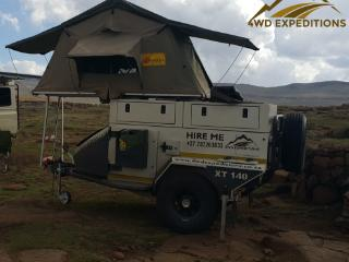 Hire a Fully Equipped Camping/Expedition Trailer - Durban vacation rentals
