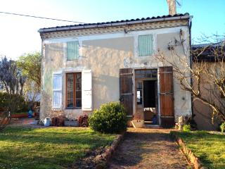 Lovely old house with garden in hilltop village - Sos vacation rentals